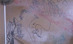 Sex Pistols graffiti