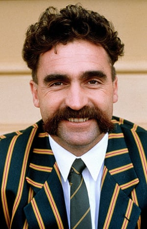 Ten best moustaches: Australian Test Team Headshots