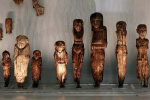 Egyptian gallery: New Egyptian Galleries at The Ashmolean.