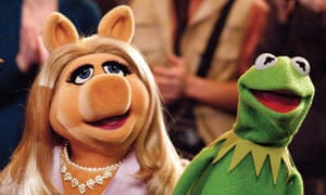 The Muppets: a scene from the new film.