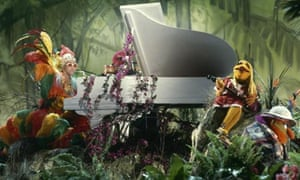 Elton John on The Muppet Show