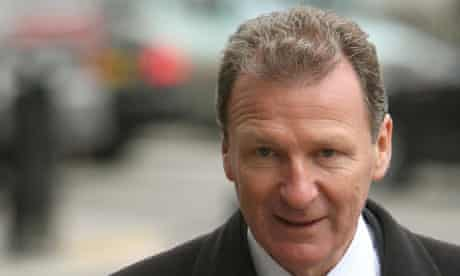 Cabinet Secretary Sir Gus O'Donnell