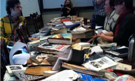 Occupy Wall Street's 'People's Library'