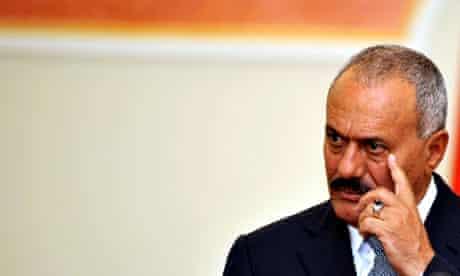 Yemen's Ali Abdullah Saleh