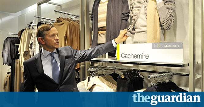New marks spencer store opens in paris business the for Adresse mark and spencer paris