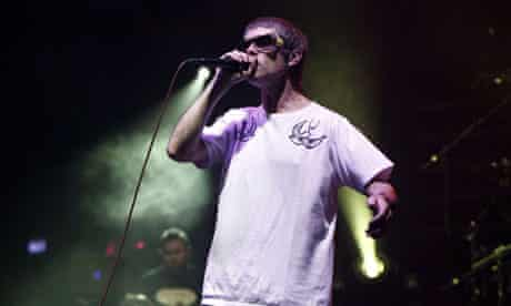 Ian Brown in concert at the O2 Brixton Academy, London, Britain - 04 December