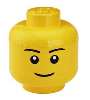 Christmas gifts: Killing: Lego storage head