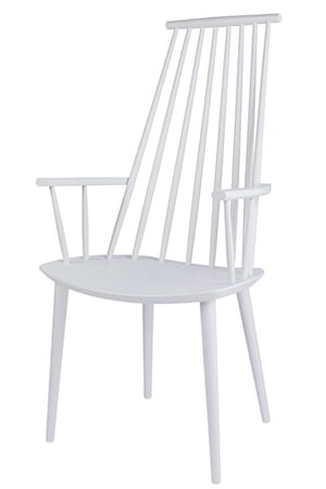 Christmas gifts: Killing: Hay white chair