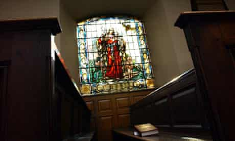 St. James's church, Clerkenwell, London.