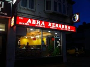 Shit London Awards: Best/Worst Shop Name, 1st: Abra Kebabra in Croydon by Dominic Conrad