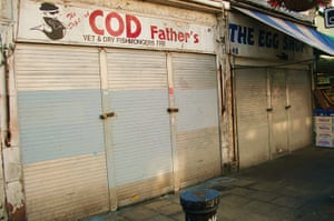 Shit London Awards: Best/Worst Shop Name, 2nd: The Deptford Cod Father's by Liv Murton