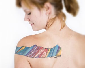 Tattoos: Helen Malenda's tattoo by Carl Zimmer