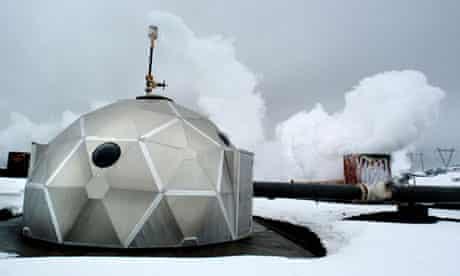 geothermal energy plant iceland
