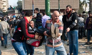Violence continues in Cairo