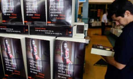 Spanish-language versions of Stieg Larsson's Swedish bestseller