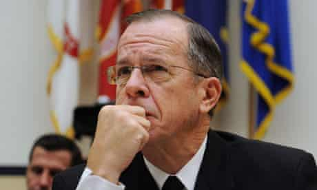 Admiral Mike Mullen