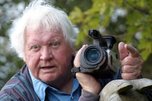 Ken Russell: 2001: Ken Russell at his home in The New Forest