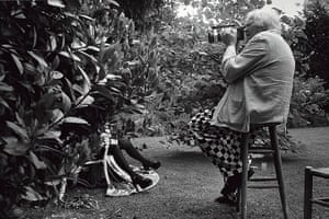 Ken Russell: 2001: Ken Russell films 'The Fall of the Louse of Usher'