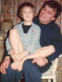 Laura Barton and her Dad