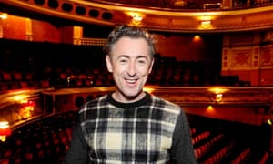 Alan Cumming launches the National Theatre of Scotland's new April to December 2012 programme