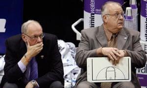 Bernie Fine, Syracuse University coach