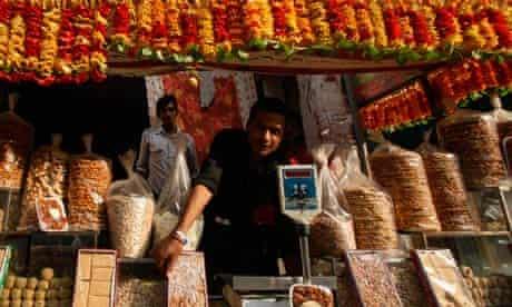 New Delhi shopkeeper