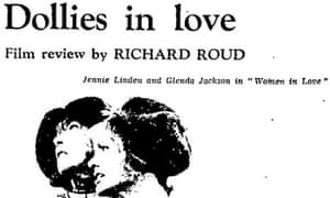 Review of Women in Love 1969