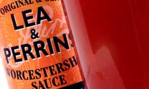 Lea & Perrins Worcestershire sauce