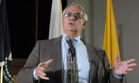 Massachusetts Rep. Barney Frank Announces He Will Not Run For Re-election In 2012