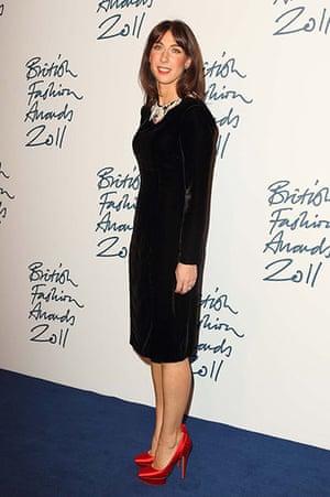 British fashion awards: British fashion awards