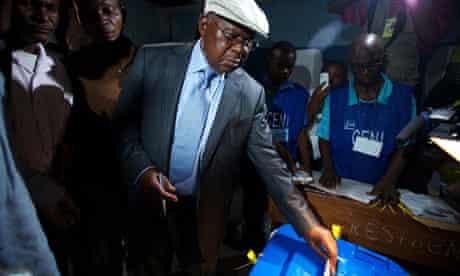 Election Day In Democratic Republic Of Congo