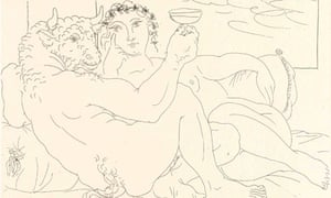 Picasso etchings donated to museum