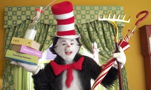 'DR SEUSS: THE CAT IN THE HAT' FILM - NOV 2003