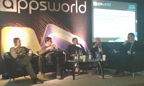 Apps World panel