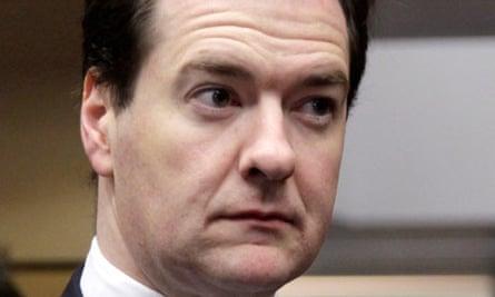 George Osborne statist intervention