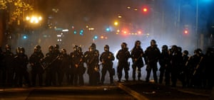 Oakland protests: Sheriff's deputies