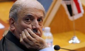 Syria's ambassador to the Arab League
