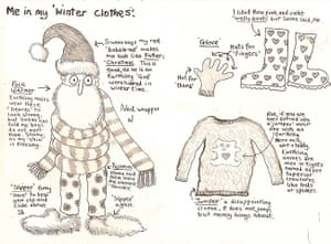 Alien Schoolboy: Clothes