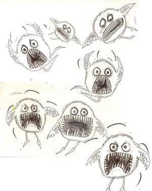 Alien Schoolboy: Wiffly Scary