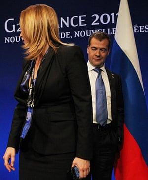 G20 body language: Body politics at the G20 summit