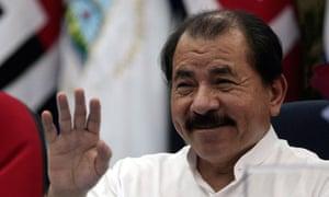Daniel Ortega election nicaragua
