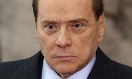 silvio berlusconi eurozone crisis