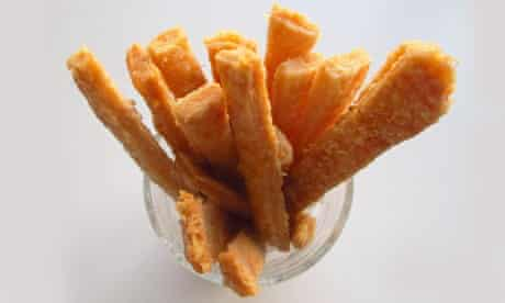 Felicity's perfect cheese straws