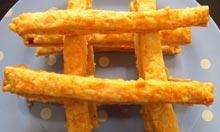 Rose Prince recipe cheese straws