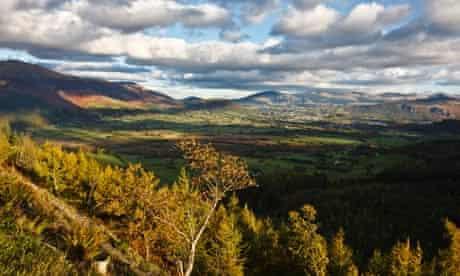 Cumbria landscape