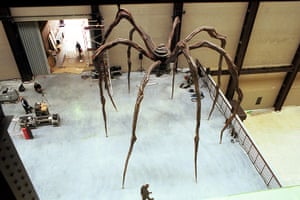 Free Museum entry: Louise Bourgeois's Maman
