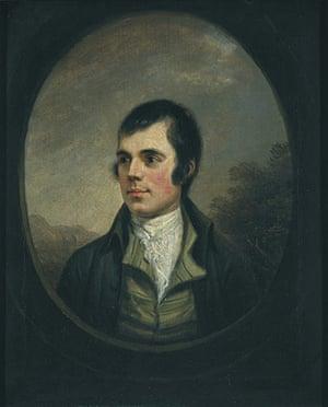 Free Museum entry: Robert Burns by Alexander Nasmyth