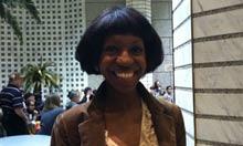Kanene Holder, Occupy Wall Street
