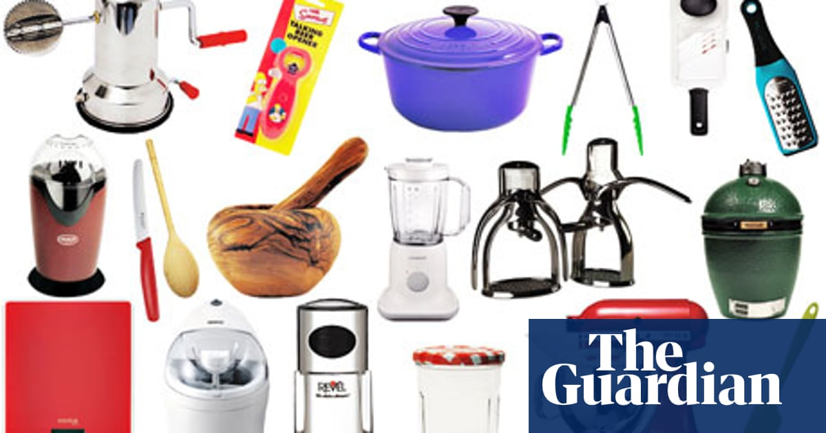 84734de92b I couldn't live without…: top chefs' favourite kitchen kit | Food ...