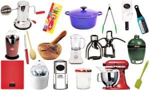 Chef's kitchen kit